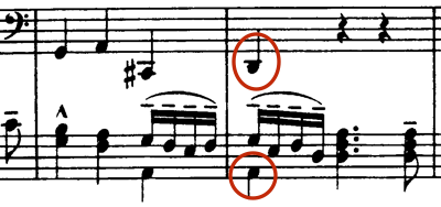 Example 1b: Busoni's treatment