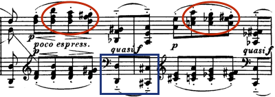 Example 3b: Busoni's additions